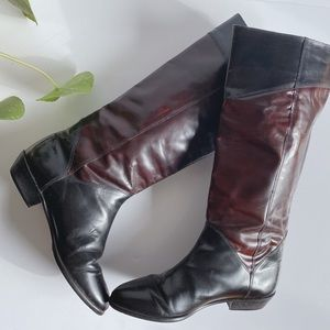 Shoes - La Jallee vegan leather boots